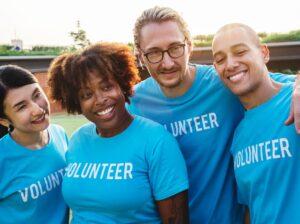 frivillige